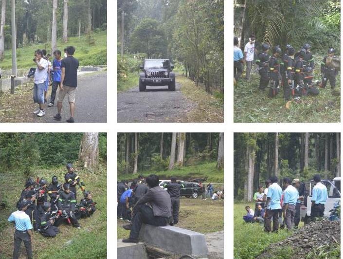 Kebun Raya Baturaden Inisiatif Megawati Utuh Terealisasi Outbond Salah Satu