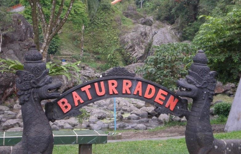 Kebun Raya Baturaden Kawasan Favorit Wisatawan Wartahot Baturraden Kab Banyumas