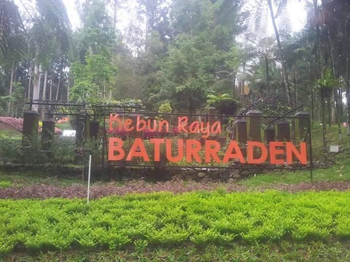 Kebun Raya Baturraden Alternatif Wisata Purwokerto Kab Banyumas