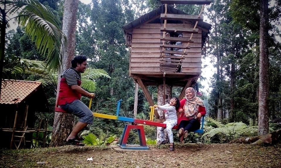 Love Purwokerto 16 Lokasi Favorit Wisata Wahana Permainan Kebun Raya