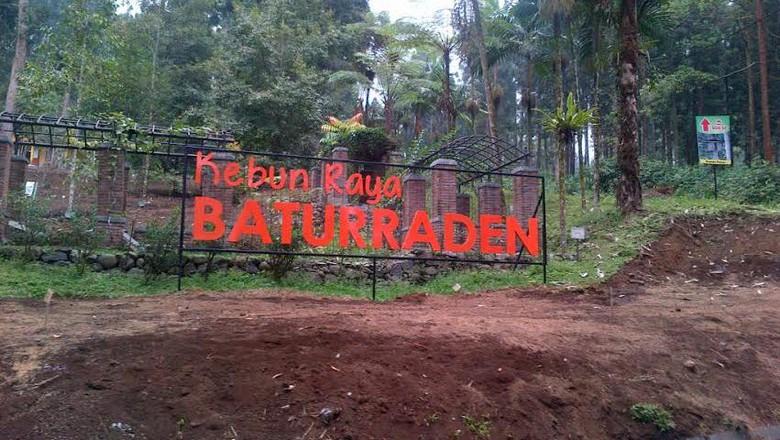 Menengok Kebun Raya Baturraden Diresmikan November Mendatang Kab Banyumas