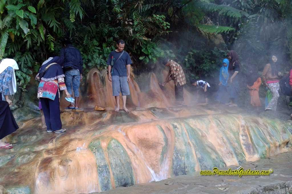Pancuran Pitu Purwokerto Guidance Baturaden Banyumas Kebun Raya Baturraden Kab