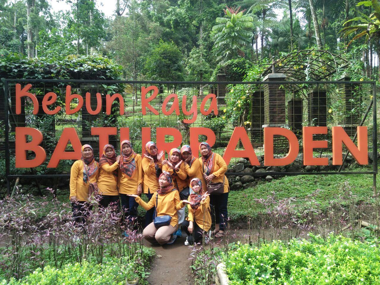 Pengalaman Liburan Baturaden Banyumas Curhatman Kebun Raya Baturraden Kab