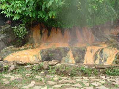 Sejarah Informasi Wilayah Karesidenan Banyumas Obyek Wisata Baturaden Kab Berada