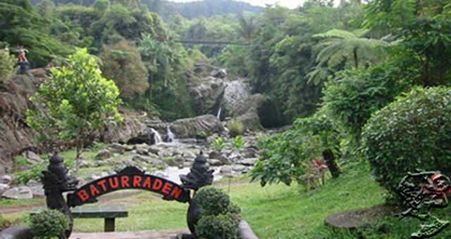 Wisata Baturaden Indah Romantis Mytrip123 Kebun Raya Baturraden Kab Banyumas