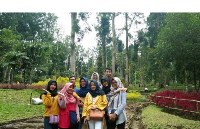 Wisata Kebun Raya Baturraden Pelangindonesia Tempat Alam Cocok Anak Muda