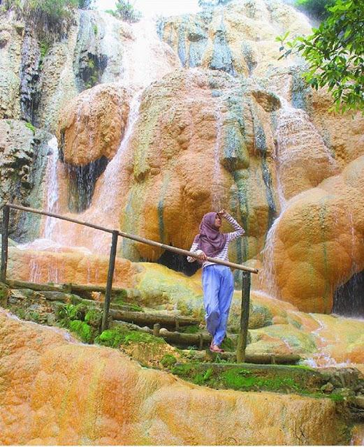 Baturaden Wisata Alam Seru Banyumas Lokawisata Baturraden Kab
