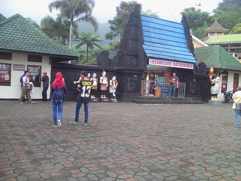 Berkunjung Lokawisata Baturraden Bisa Melepas Stres Vebma Sebuah Area Wanawisata