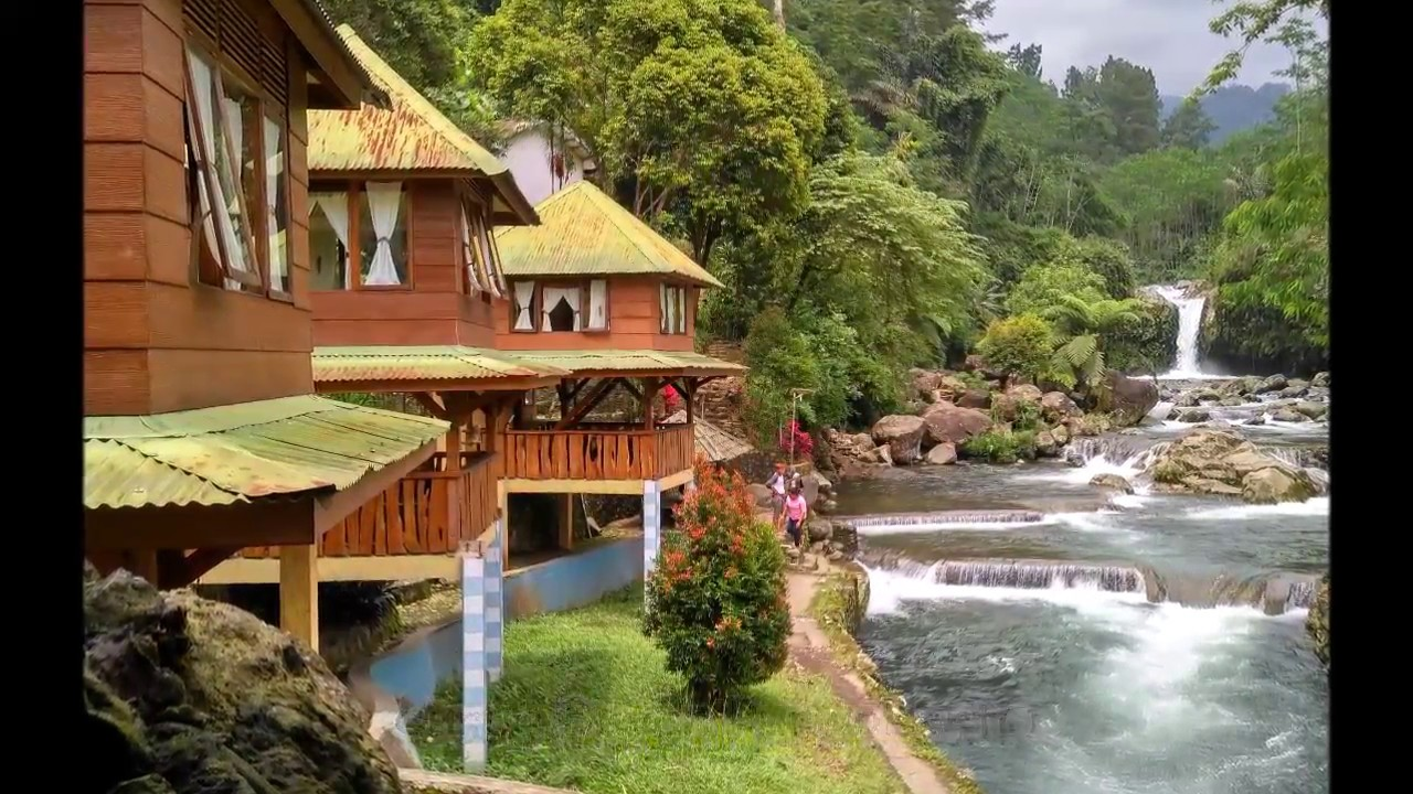 Curug Bayan Dusun Kalipagu Desa Ketenger Baturraden Youtube Lokawisata Kab