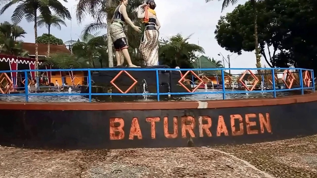 Lokawisata Baturraden Baturaden Purwokerto Youtube Kab Banyumas