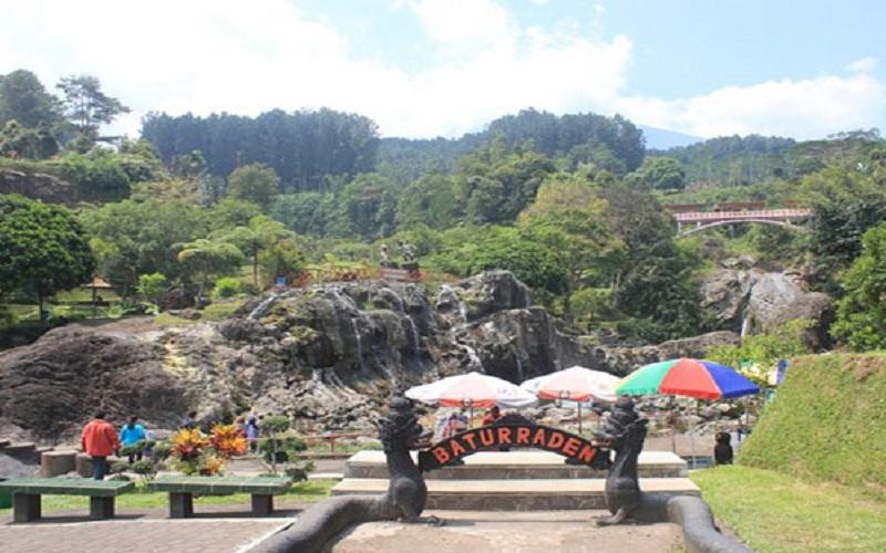 Lokawisata Baturraden Dinas Kebudayaan Pariwisata Jawa Tengah Kab Banyumas