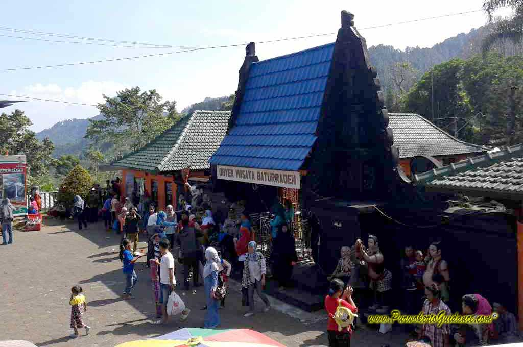 Lokawisata Baturraden Purwokerto Guidance Gerbang Kab Banyumas