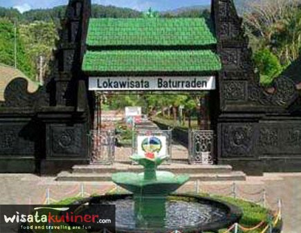 Lokawisata Baturraden Wisata Kuliner Indonesia Puncak Kab Banyumas