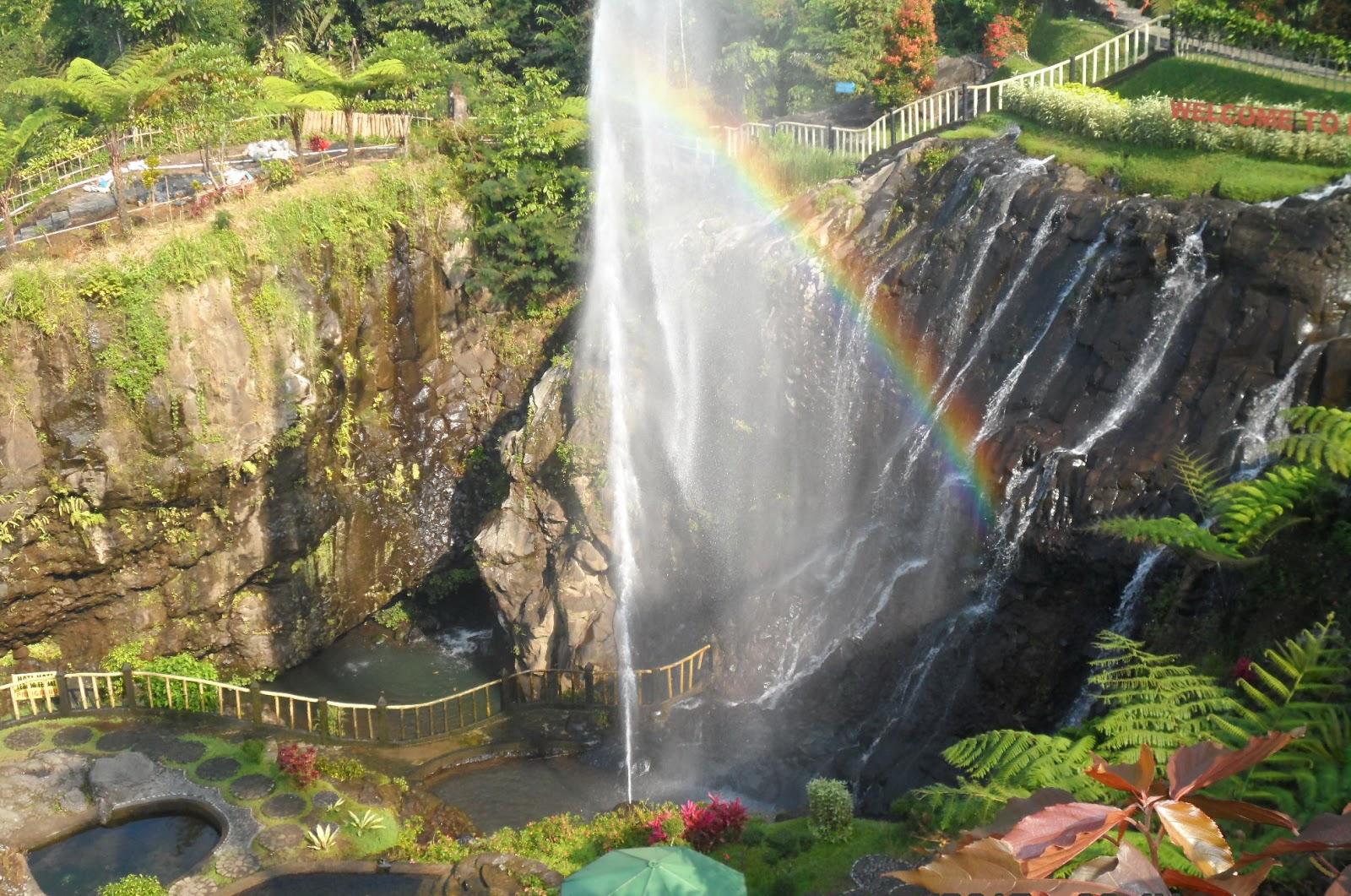 Wisata Alam Baturaden Lokawisata Lengkap Purwokerto Foto Tiket Letak Baturraden