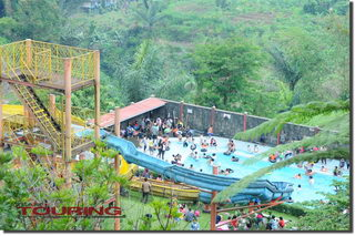 Wisata Baturaden Andalan Kabupaten Banyumas Teamtouring Kawasan Lokawisata Baturraden Kab