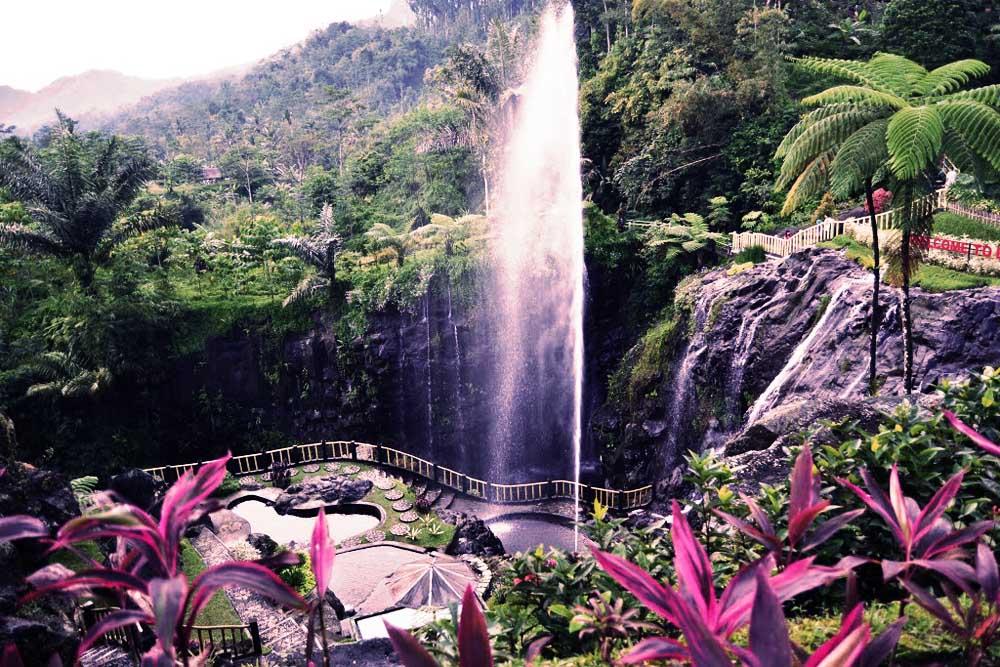 Wisata Baturraden Lokawisata Kab Banyumas