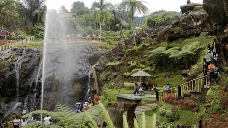 7 Daftar Tempat Wisata Baturaden Menarik Wajib Dikunjungi Mandala Baturraden