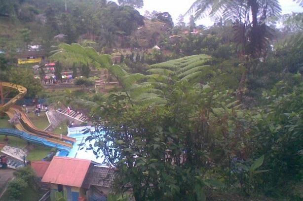 Baturaden Daerah Wisata Sejuk Selatan Gunung Slamet Wahana Mandala Baturraden