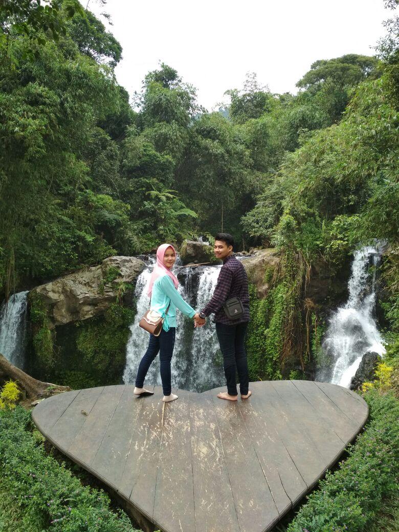 Curug Jenggala Wisata Romantis Kabupaten Banyumas Bocah Piknik Baturaden Mandala