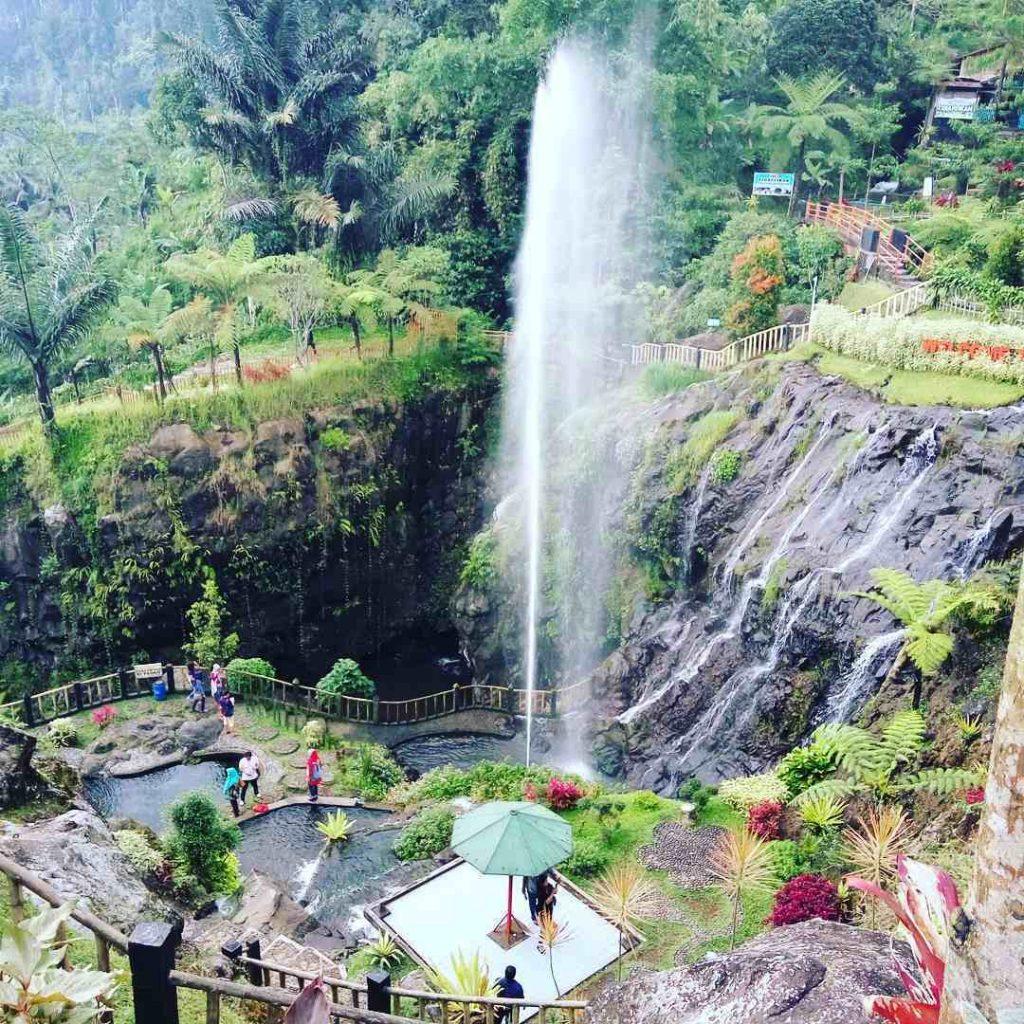 Kawasan Wisata Baturraden Travelhepi Lokawisata Mandala Kab Banyumas