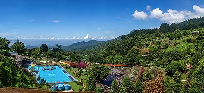 Lokawisata Baturraden Wikipedia Bahasa Indonesia Ensiklopedia Bebas Mandala Wisata Kab
