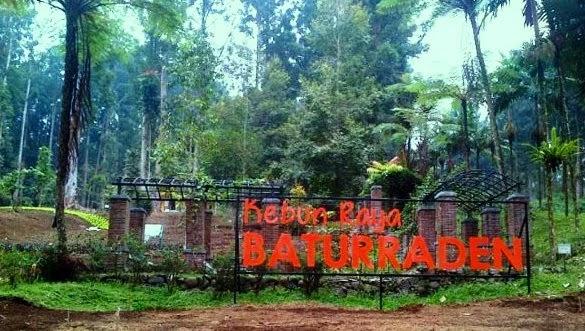 Panduan Wisata Baturaden Backpacker Indonesia Info Travel Taman Kaloka Widya