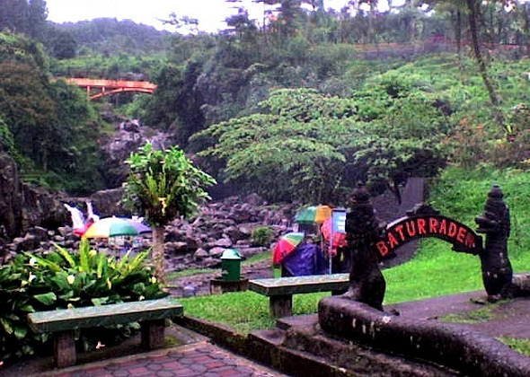 Tempat Wisata Baturaden Menarik Dikunjungi Banyumas Mandala Baturraden Kab