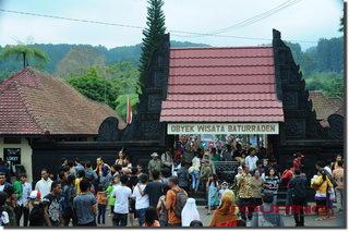 Wisata Baturaden Andalan Kabupaten Banyumas Teamtouring Perjalanan Menuju Obyek Melewati