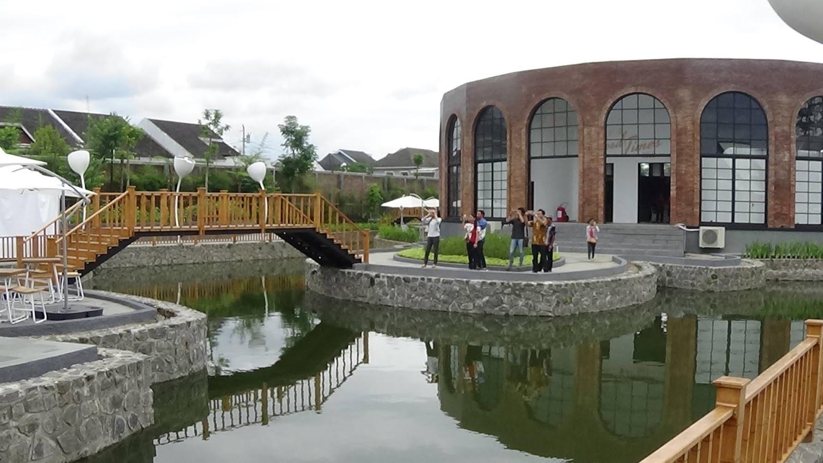 Wisata Pendidikan Village Purwokerto Destinasi Kecamatan Baturraden Rempoah Baturaden Mandala