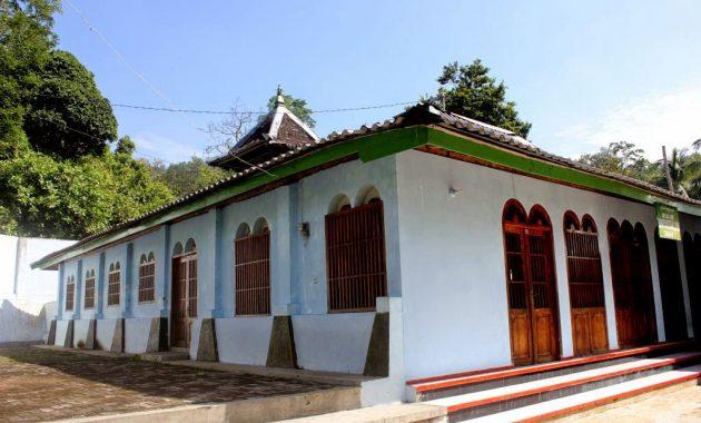 10 Gambar Masjid Saka Tunggal Purwokerto Sejarah Asal Usul Lokasi