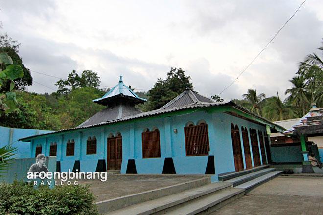Aroengbinang Masjid Saka Tunggal Cikakak Banyumas Kab