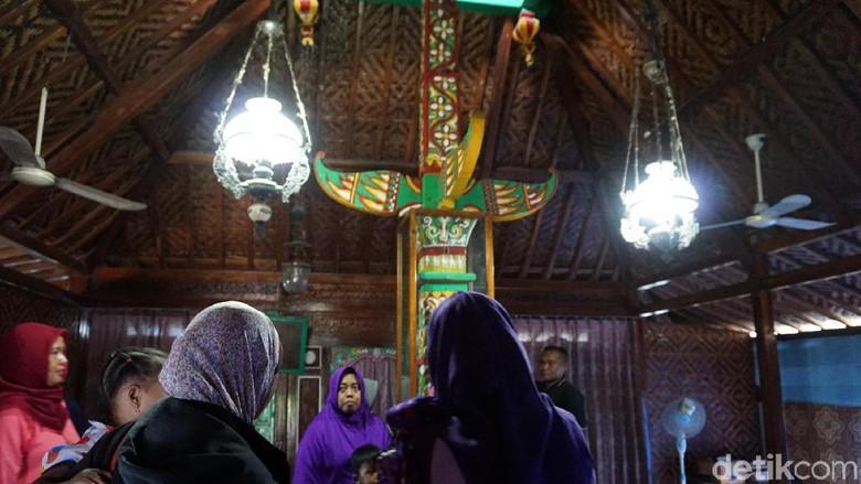 Berkunjung Masjid Saka Tunggal Banyumas Penuh Filosofi Kab