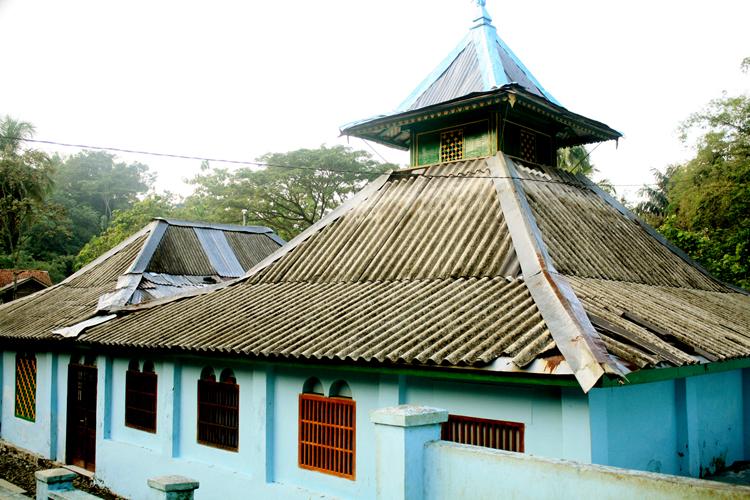 Masjid Saka Tunggal 3 Lensapena Kab Banyumas