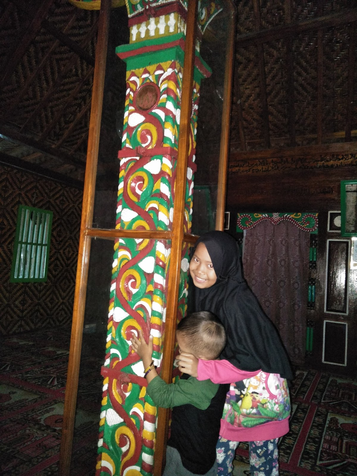 Masjid Saka Tunggal Banyumas Mas Darsono Tunggalnya Kab