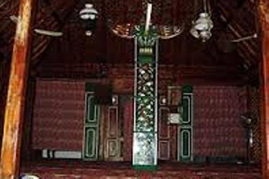 Masjid Saka Tunggal Banyumas Tertua Indonesia 2 Kab