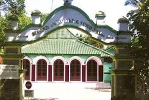 Masjid Saka Tunggal Banyumas Tertua Indonesia Kab