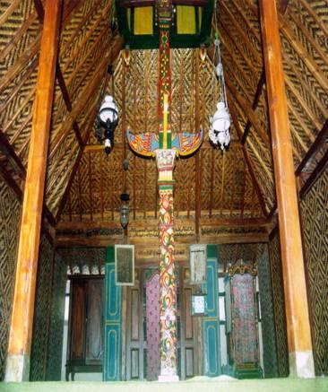 Masjid Saka Tunggal Cikakak Banyumas Sejarah Baitussalim Terletak Desa Kecamatan
