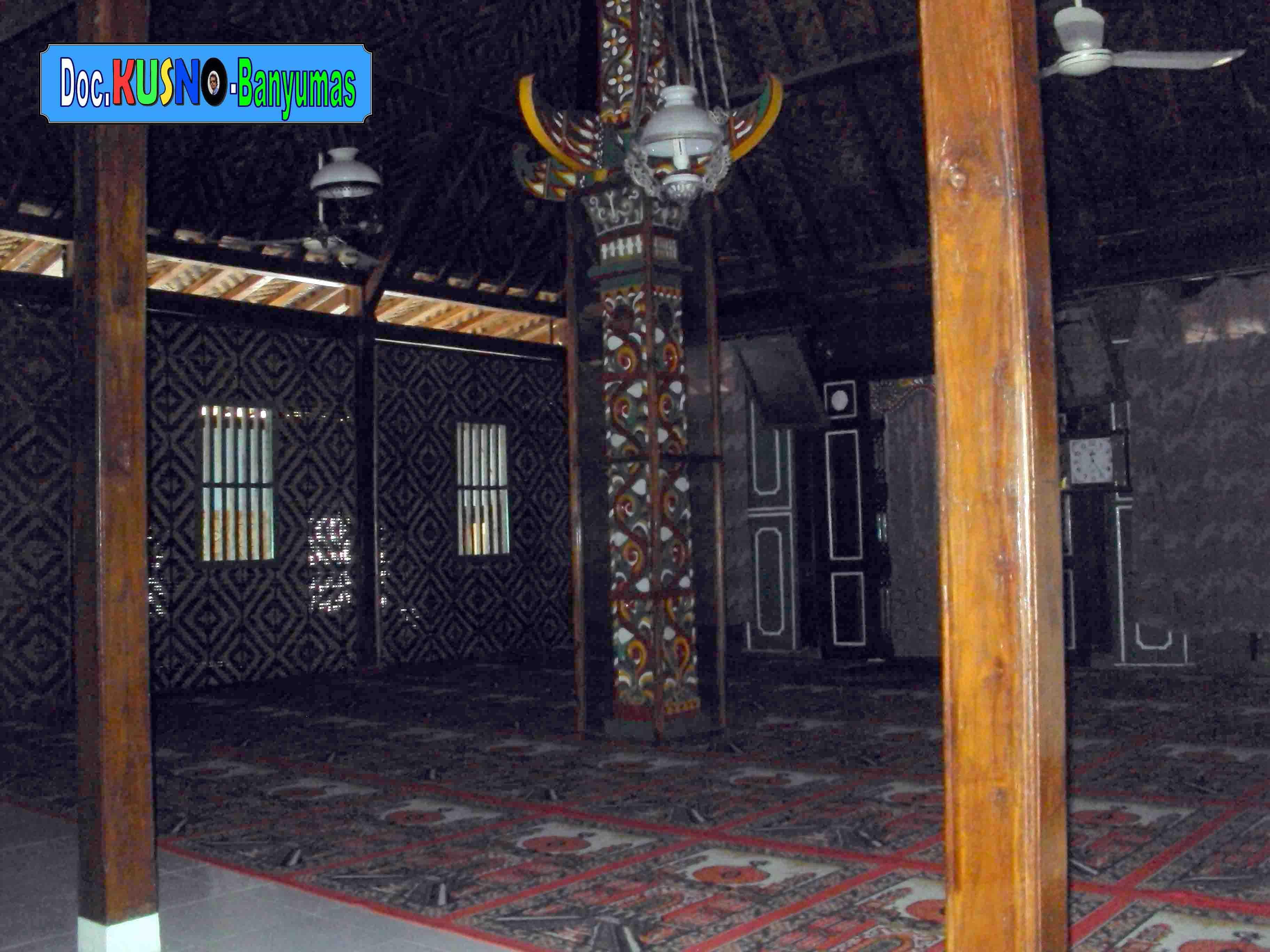 Masjid Saka Tunggal Cikakak Wangon Banyumas Maskusno Keaslian Lain Terpelihara