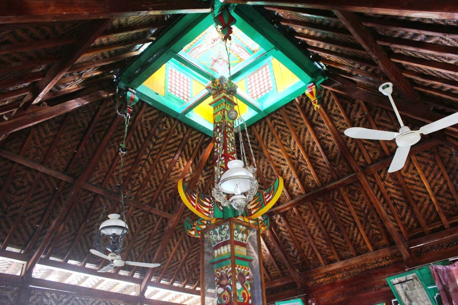 Masjid Saka Tunggal Cilongok Pemerintah Kabupaten Banyumas Kab