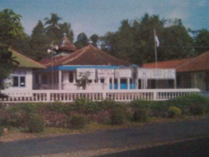 Masjid Saka Tunggal Darussalam Banyumas Kab