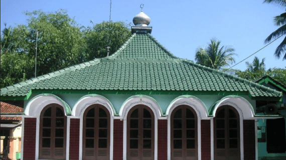 Masjid Saka Tunggal Kontraktor Kubah Tertua Indonesia Kab Banyumas