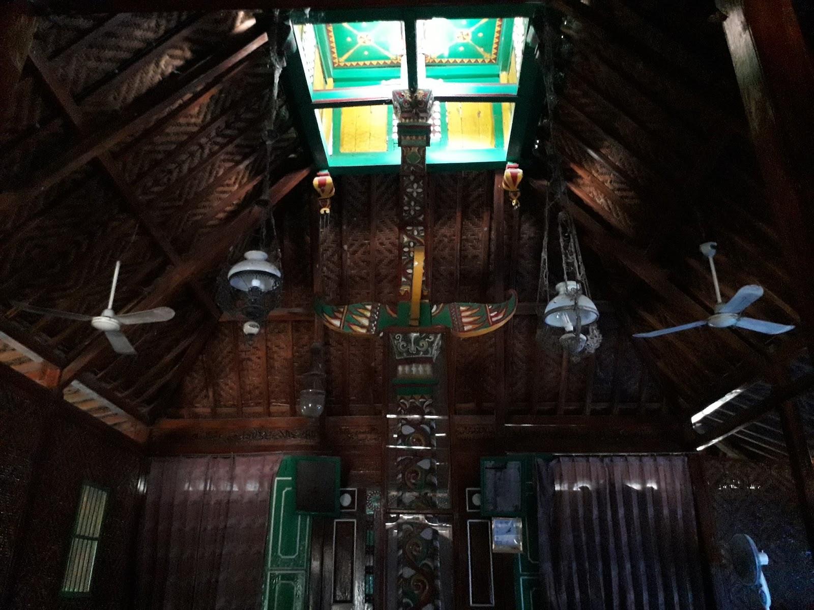 Masjid Tertua Indonesia Abasozora Saka Tunggal Baitussalam Berada Desa Cikakak