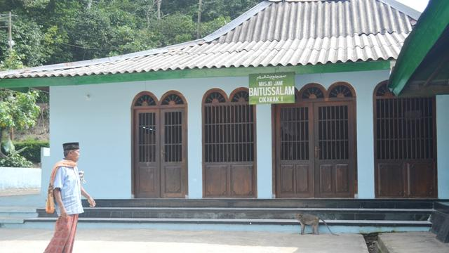 Nasib Masjid Kuno Banyumas Regional Liputan6 Baitussalam Cikakak Kecamatan Wangon