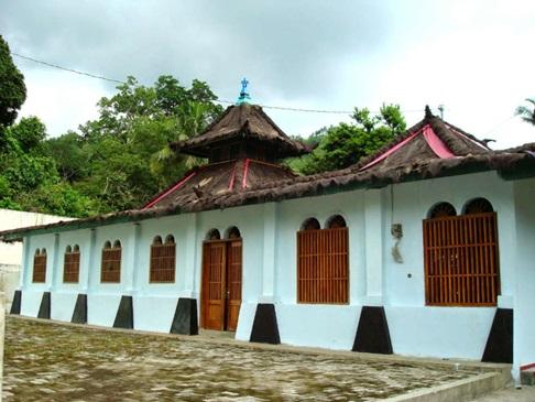 Rindu Masjid Saka Tunggal Tertua Indonesia Kab Banyumas
