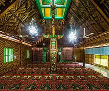 Saka Tunggal Mosque Wikipedia Masjid Kab Banyumas
