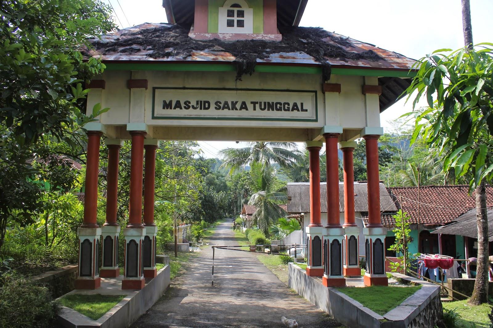 Sejarah Masjid Saka Tunggal Baitussalam Banyumas Kab