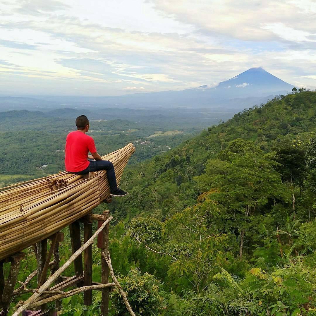 27 Wisata Purbalingga Populer Liburan Tempat Lokasi Puncak Batur Desa