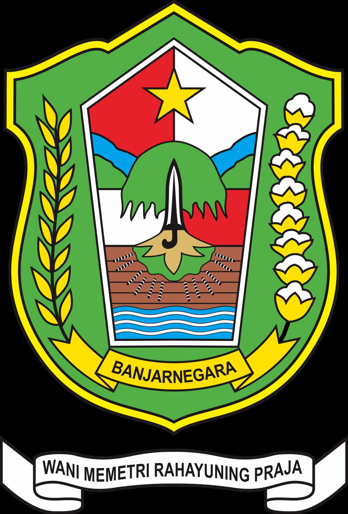 Kabupaten Banjarnegara Wikipedia Bahasa Indonesia Ensiklopedia Bebas Miniatur Rumah Burung
