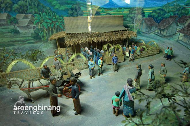 Aroengbinang Museum Bank Rakyat Indonesia Purwokerto Bri Kab Banyumas