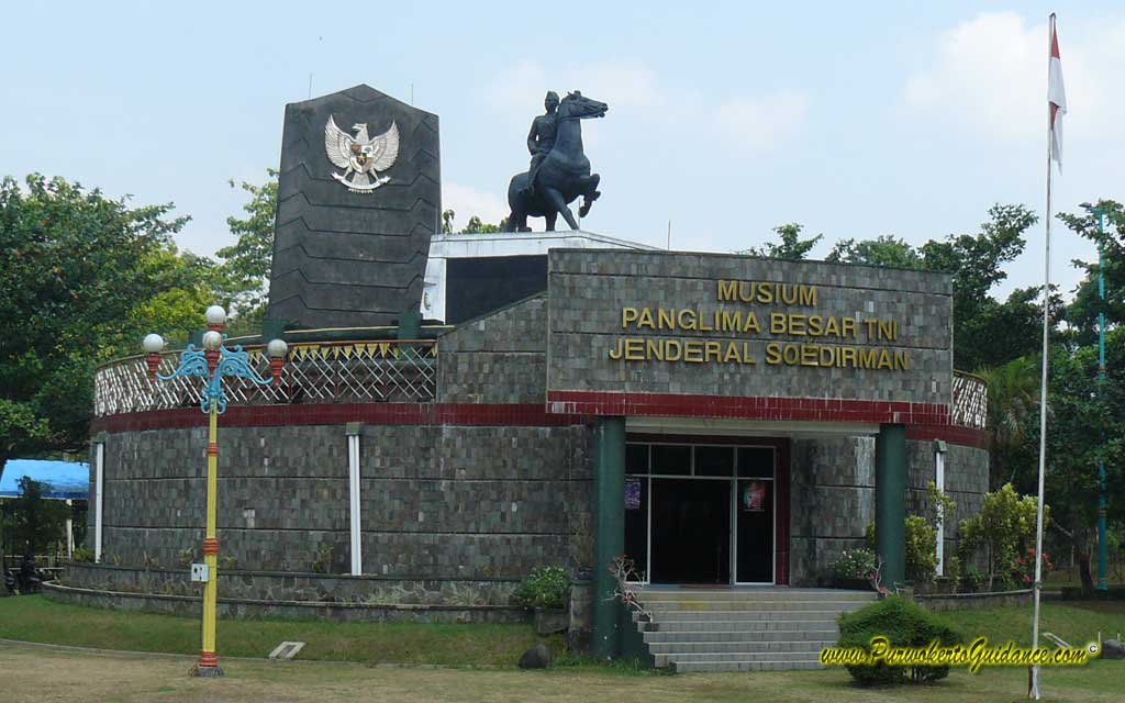 Monumen Museum Panglima Besar Jenderal Soedirman Purwokerto Guidance Bank Rakyat
